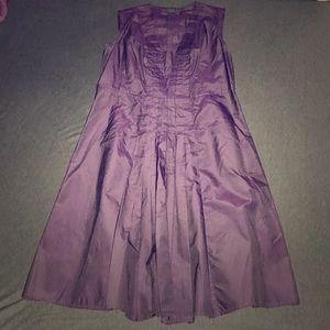 Aspesi silk midi dress
